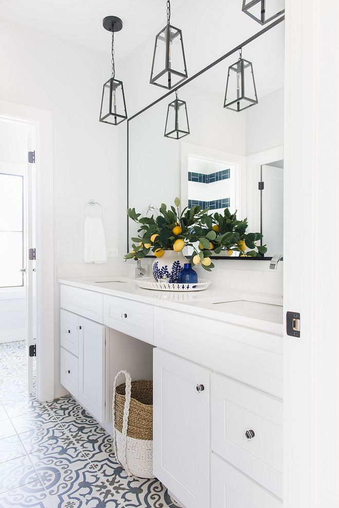 Jack And Jill Bathroom This Is Definitely A New Take On Jack And Jill Bathrooms This Space Has Plenty Jack And Jill Bathroom Bathroom Staging Bathroom Layout