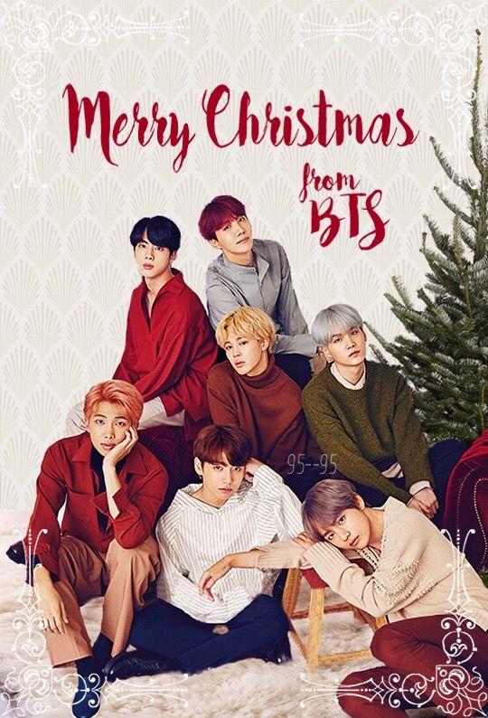 Merry Christmas Bts Bts Pinterest Bts Christmas Bts And Bts