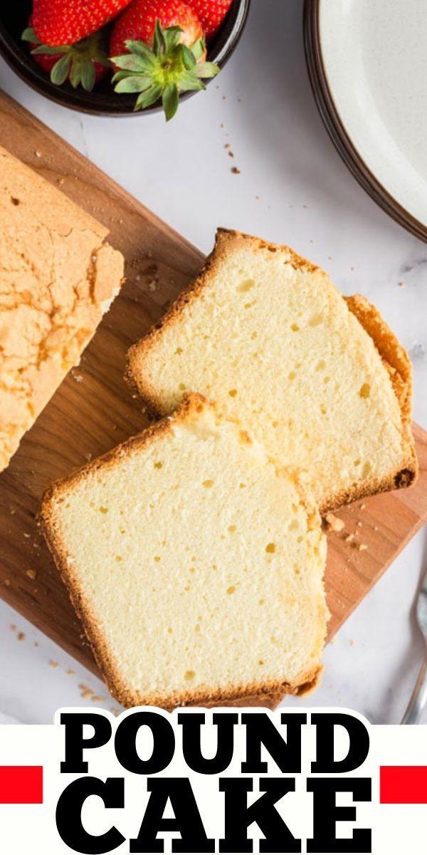 Pound Cake Pound Cake Recipes Pound Cake Whipping Cream Pound Cake