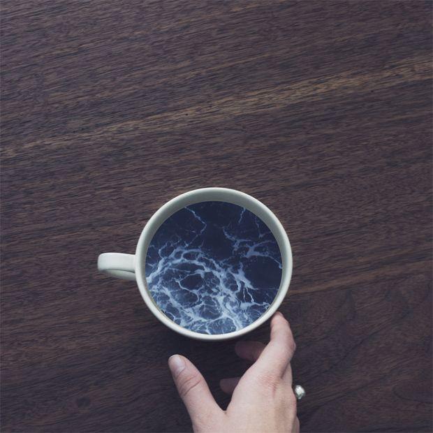 Coffee Cup Manipulations - Victoria Siemer