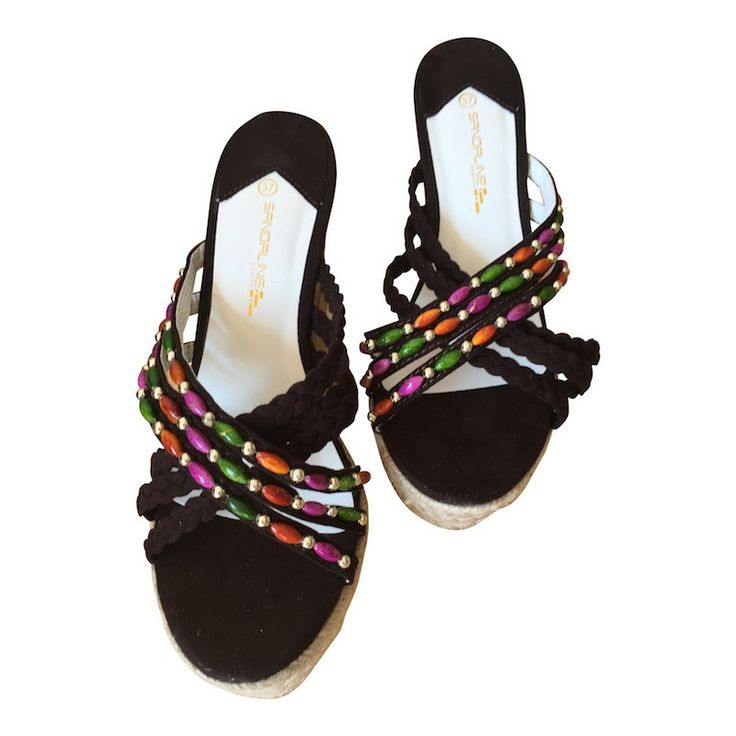 Get styled! Find the hottest beaded shoes on website.