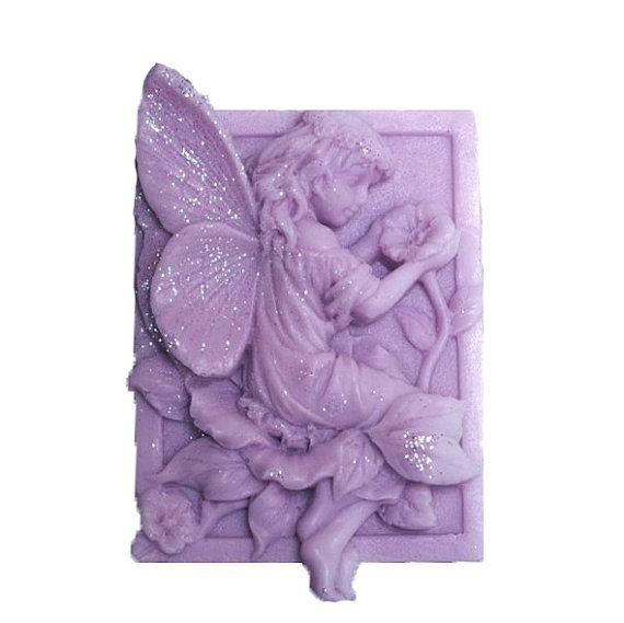 Lavender Soap  Decorative Soap    Spring by EnchantedBeehive, $5.25