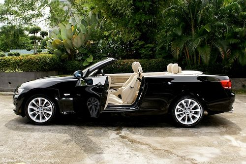 black bmw convertible - Google Search