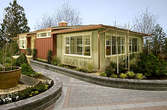 394 best images about mobile trailer on pinterest parks for Custom modular homes washington