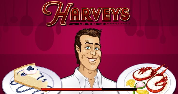 Humorous food themed Harveys video slot offers all players a chance to taste the #win