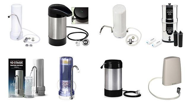 The 8 Best Countertop Water Filters With Images Countertop