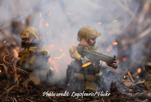 Lego Army | Lego Military | Kids Army Toys