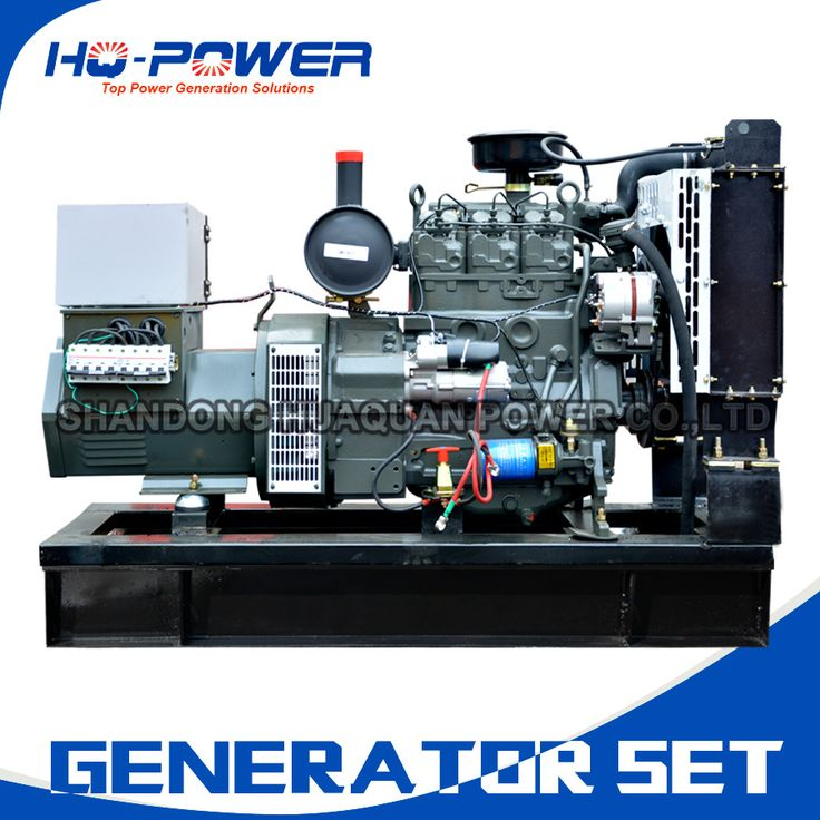 power diesel generator 30kw commercial generators for sale