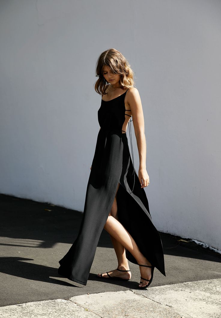 The New Wrap Dress — BADLANDS