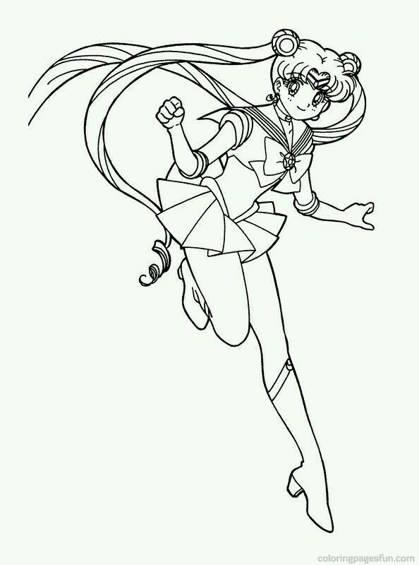 17 Best Anime Coloring Pages Images On Pinterest Coloring Books - coloring pages of girly things