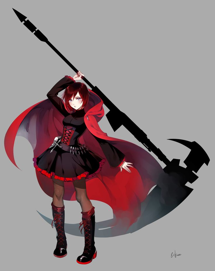 rwby | Rooster Teeth Productions Presents RWBY Concept Art by Ein Lee (Q&A)