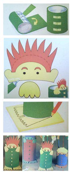 Manualidades infantiles | Manualidades para niños 38