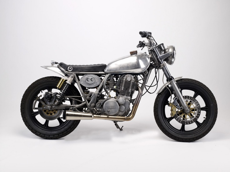 Cafe Racer Special: Yamaha SR 500