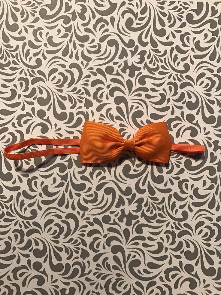 A personal favorite from my Etsy shop https://www.etsy.com/listing/523799015/orange-skinny-headband