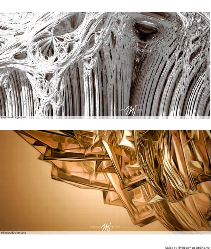 3D wallcovering prints