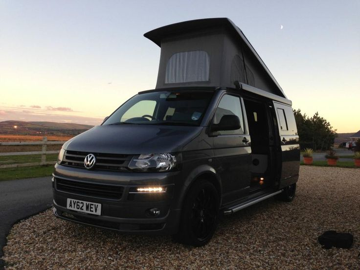 black out camper vw t5 vehicles pinterest volkswagen bespoke and vw t5. Black Bedroom Furniture Sets. Home Design Ideas