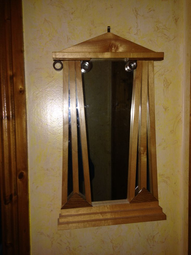 Greek inspired mirror