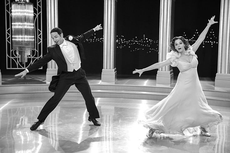 "Santino Fontana and Rachel Bloom in ""Crazy Ex-Girlfriend"""