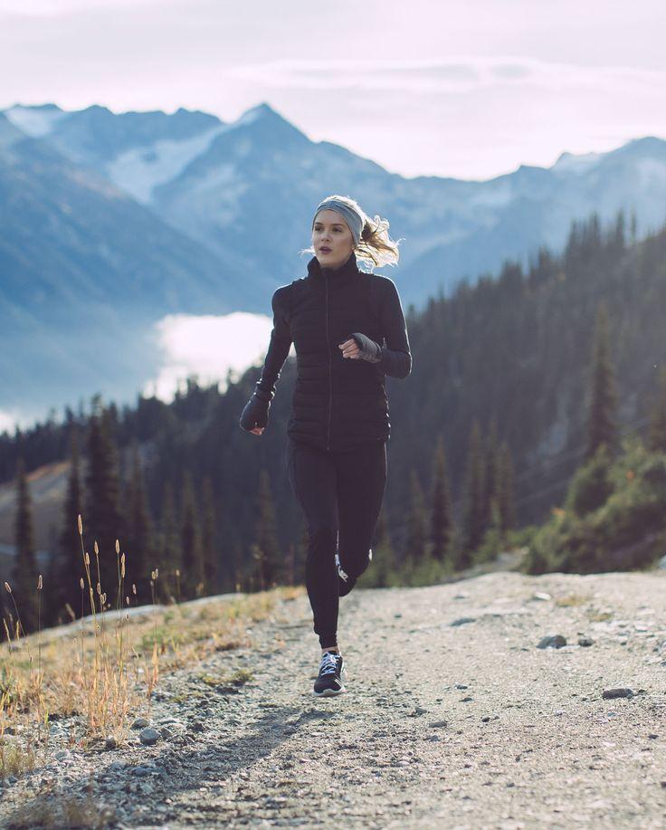 Rien de mieux qu'une session #Trail dans les montagnes