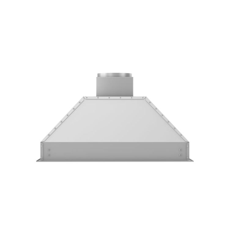 Zline Professional 1200 Cfm 40 Wide Outdoor Insert Range Hood 721 304 40 Stainless Steel Range Hood Range Hood Insert Stainless Steel Types