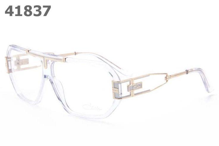 Cazal Unisex Retro Sunglasses 881 clear frame