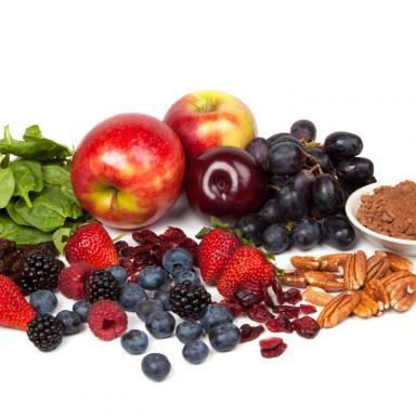 Natural Antioxidants: What Are Antioxidants - Shape Magazine