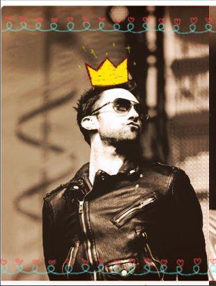 Adam Levine  He is  king
