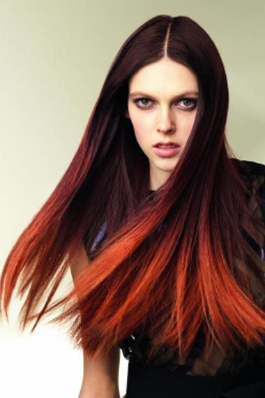 Vibrant Hair Color Without Bleach