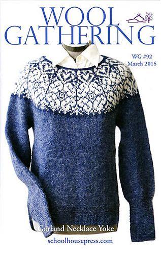 http://www.ravelry.com/patterns/sources/wool-gathering-92-garland-necklace-yoke/patterns