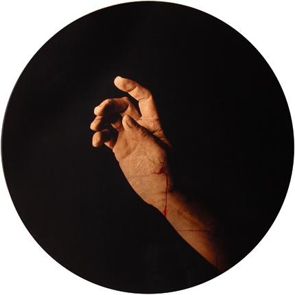 Luis Gonzalez Palma   Estudio de la Anunciación de del Sarto, 2006 (in collaboration with Graciela de Oliveira)