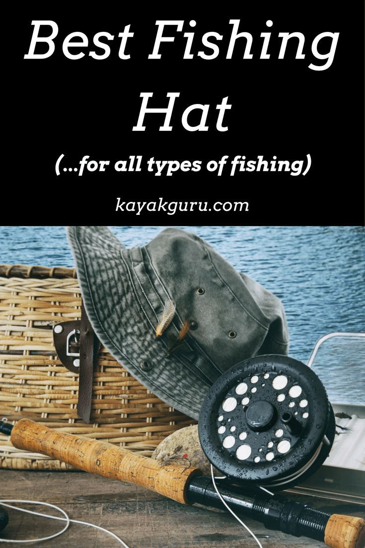 Best Hats For Fishing - Going out for the day, hoping to get a bite? Well, make sure the sun doesn't 'bite' you by turning you into a lobster! This guide will help you choose the best hat to keep you safe, waterproof with comparisons and reviews
