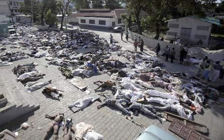 Haiti Earthquake 2010 Death Toll | Earthquake Haiti Facts Death ...