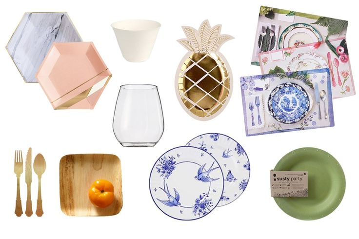 Shop Marble Party Plates, Blush Stripe Party Plates, WASARA Choko Cup Bulk / 50 Pack, Pineapple Plate, Amazon.com: The Forest Feast Paper Placemats: 40 Sheets, 5 Designs, Amazon.com: Susty Party Supplies Heavy Duty 100-Percent Compostable Dinner Plate, Party Porcelain Blue Large Plates, Amazon.com: TOSSWARE 18oz Shatterproof Wine and Cocktail Glass, Stylishly Sustainable Disposable Dinnerware | VerTerra Dinnerware, Birchware Elegant - Compostable Wooden Assorted - 12 pieces and more
