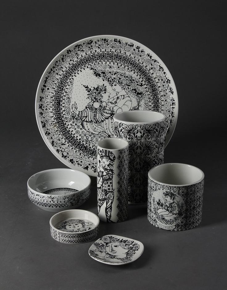 #ceramics #Wiinblad