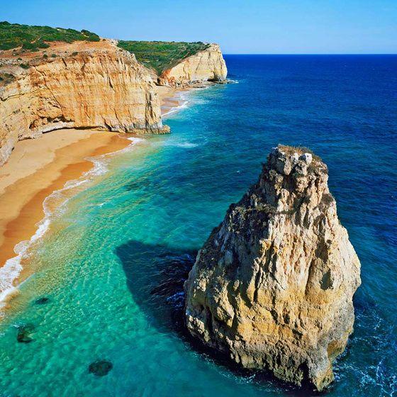 Las 50 mejores playas de Portugal