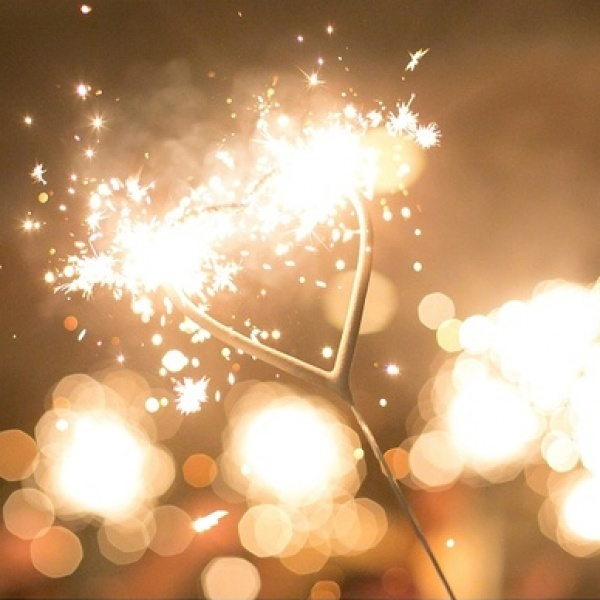 heart shaped sparklers | Buy Online / Heart Shaped Sparklers (Silver)