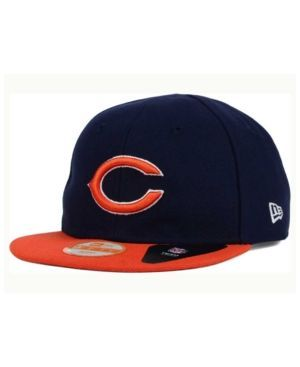 New Era Babies' Chicago Bears My 1st 9FIFTY Snapback Cap - Navy/Orange Adjustable
