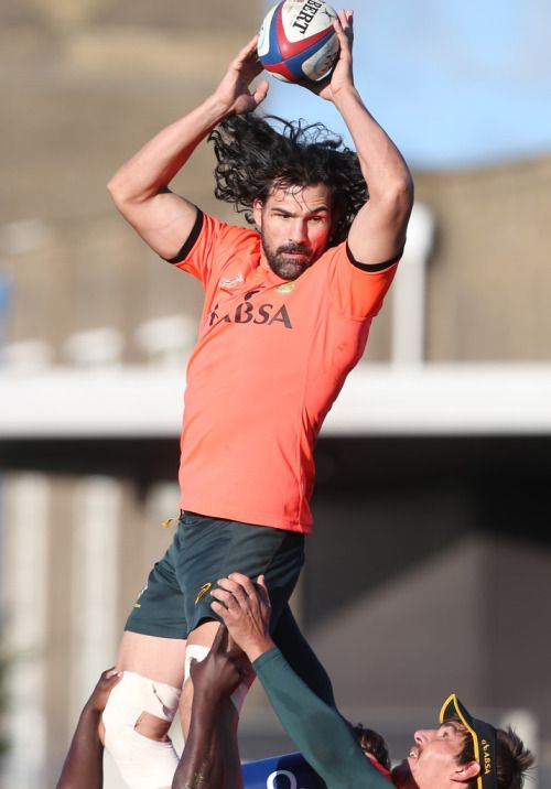 Victor Matfield (South Africa)