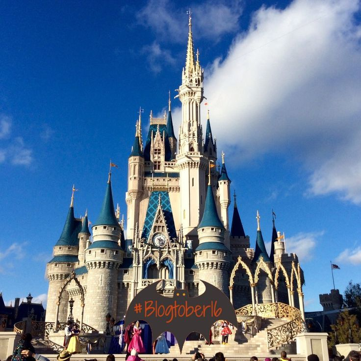 In case you haven't worked out from the above image, the number one place I  would love to visit is the Walt Disney World Resor in Florida!
