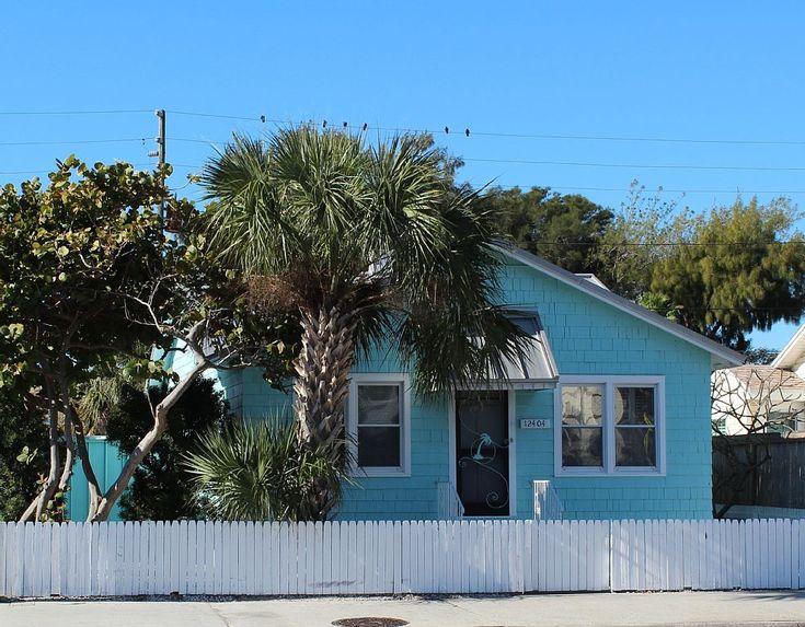 VRBO.com #1005957 - Teasure Island Beach Cottage Steps from Beach