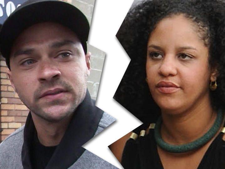 'Grey's Anatomy' Star Jesse Williams and Wife Divorce