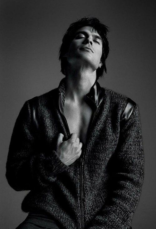 "Ian Somerhalder in Essential Homme Magazine, September/October 2012 issue!  Photos by Matthew Lyn, article by John Russell, ""Small Screen, Big Plans"" ""  One ..."