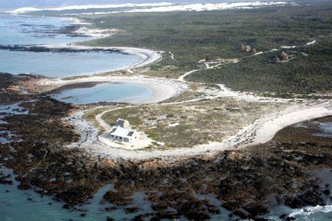 Agulhas lagoon at Agulhas National Park South Africa www.sanparks.org