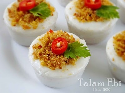 HESTI'S KITCHEN : yummy for your tummy...: Talam Ebi