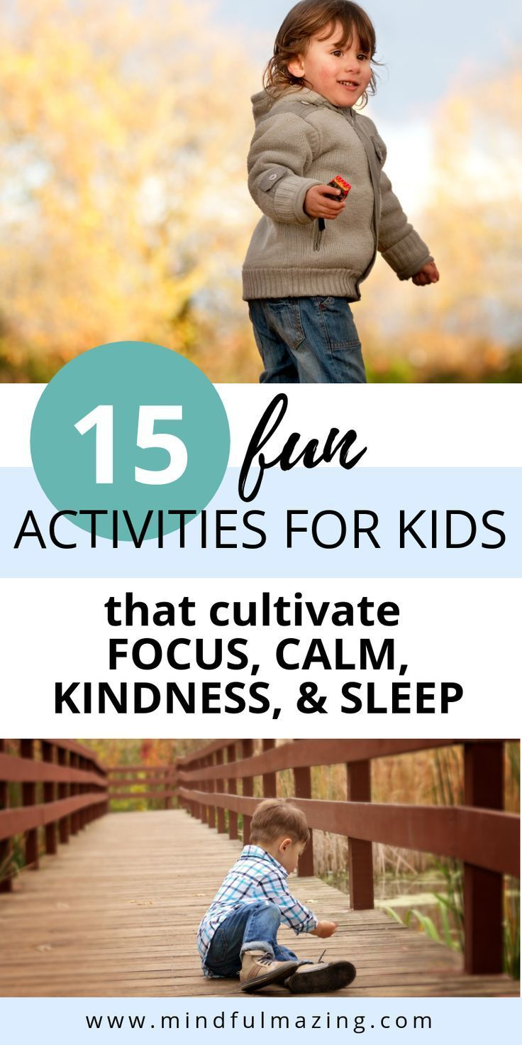 15 Mindfulness Exercises Your Kids Will Love