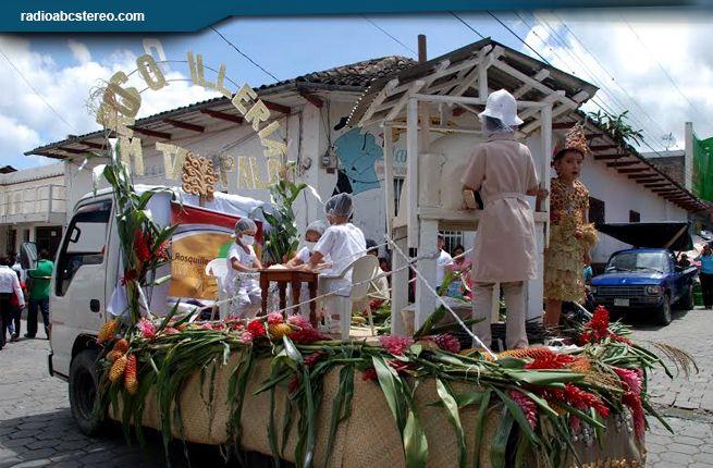Sabor y cultura en cuarto festival de rosquillas