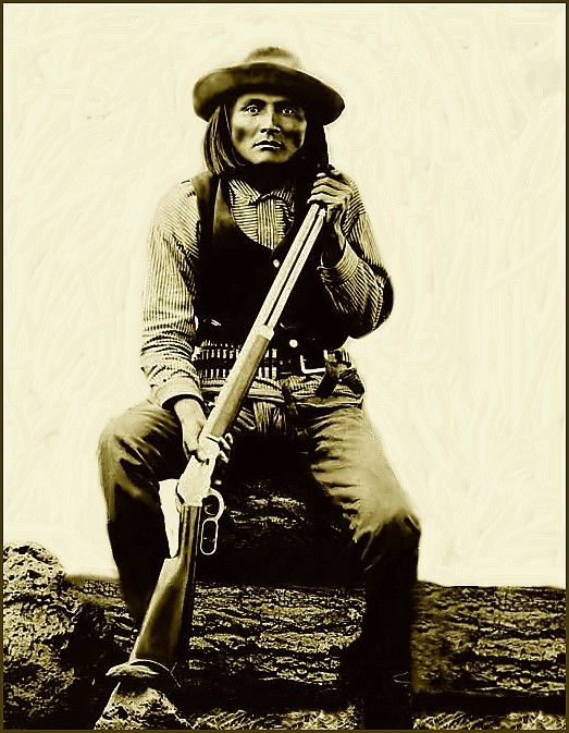 Apache, Alchesay, (May 17, 1853 - August 6, 1928). Scout and Medal of Honor recipient. He received the Congressional Medal of Honor in 1875 for his service during the Apache Wars.