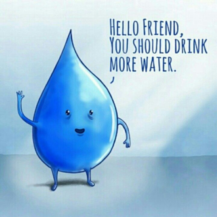 Image result for images of drink lots of water