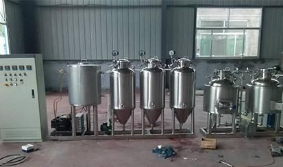 50L Home brewing system