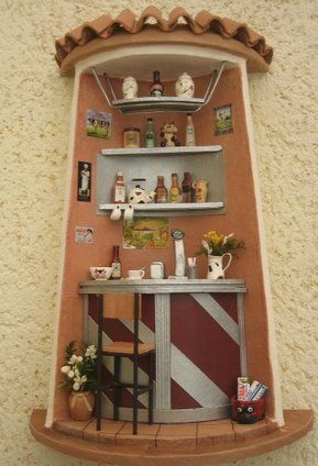17 mejores ideas sobre puertas recicladas en pinterest - Como decorar tejas rusticas ...